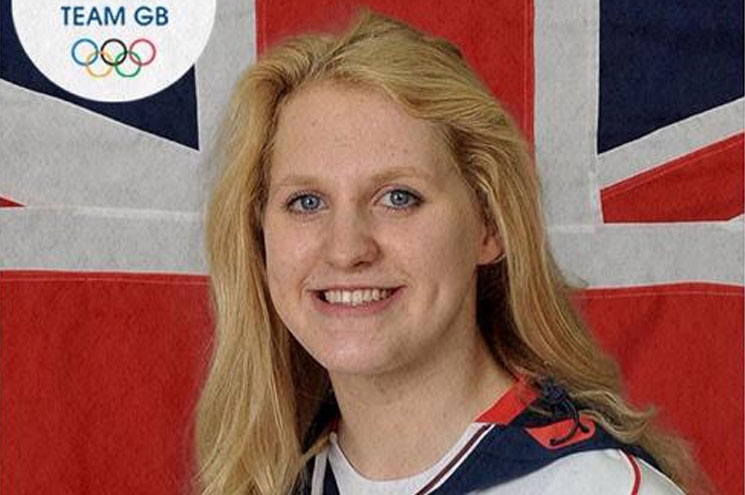 Charlotte Atkinson Team GB